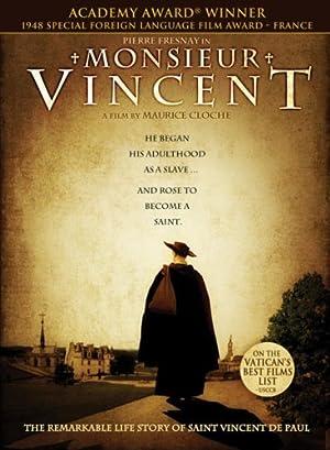 Monsieur Vincent poster