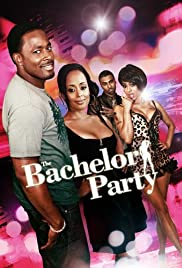 The Bachelor Party Poster