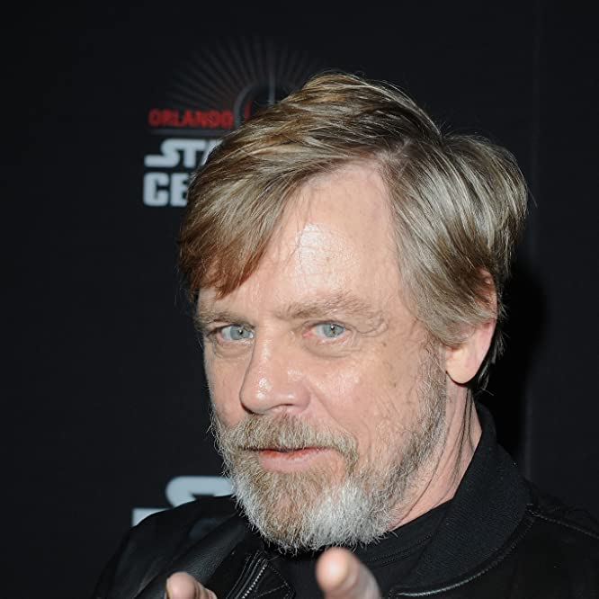 Mark Hamill at an event for Star Wars: Episode VIII - The Last Jedi (2017)