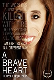 A Brave Heart: The Lizzie Velasquez Story Poster