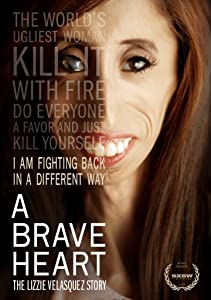 Best movie downloads sites free A Brave Heart: The Lizzie Velasquez Story USA [hddvd]