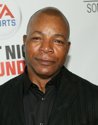 Carl Weathers at an event for Tyson (2008)