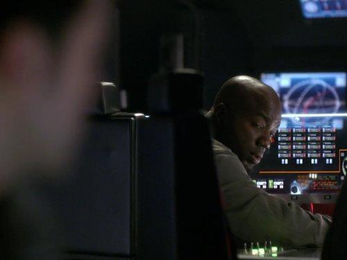 Malik Yoba in Defying Gravity (2009)