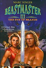 Beastmaster III: The Eye of Braxus Poster