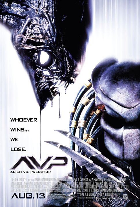 APV: Alien vs. Predator (2004) Dual Audio Hindi 400MB BluRay Download
