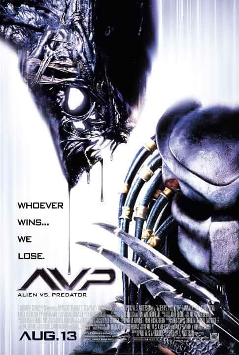 Download Alien vs. Predator (2004) BluRay 480p [300MB] | 720p [1.5GB] | Dual Audio {Hindi English}