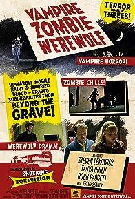 Primary photo for Vampire Zombie Werewolf