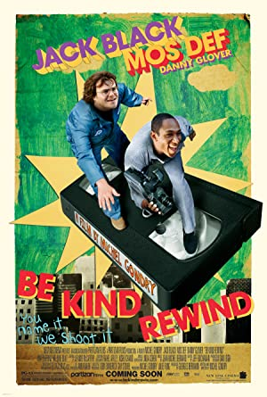 Be Kind Rewind Poster Image