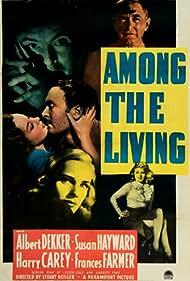 Susan Hayward, Frances Farmer, Harry Carey, and Albert Dekker in Among the Living (1941)