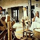 Ben Kingsley and Rohini Hattangadi in Gandhi (1982)