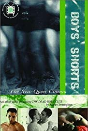 Boys' Shorts: The New Queer Cinema Poster