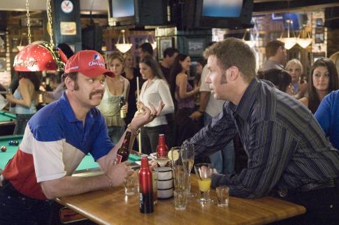 John C. Reilly and Will Ferrell in Talladega Nights: The Ballad of Ricky Bobby (2006)