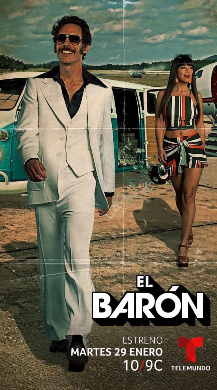 El Barón (TV Series 2019– ) - IMDb