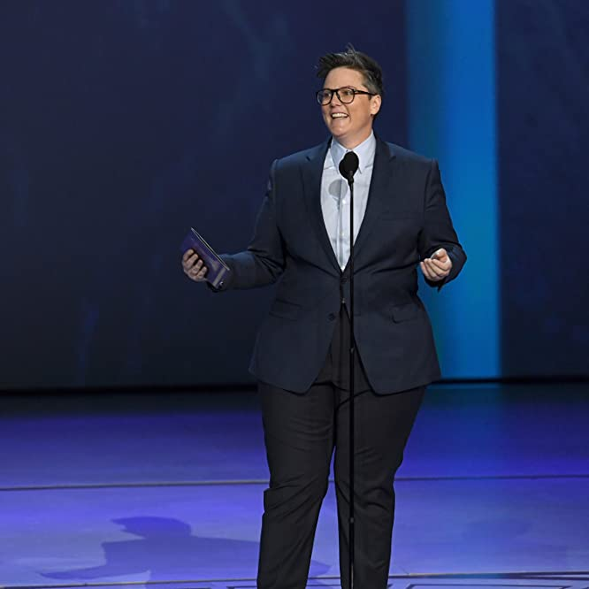 Hannah Gadsby at an event for The 70th Primetime Emmy Awards (2018)