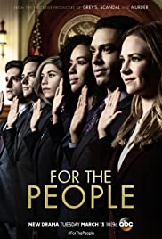 For The People Poster - TV Show Forum, Cast, Reviews
