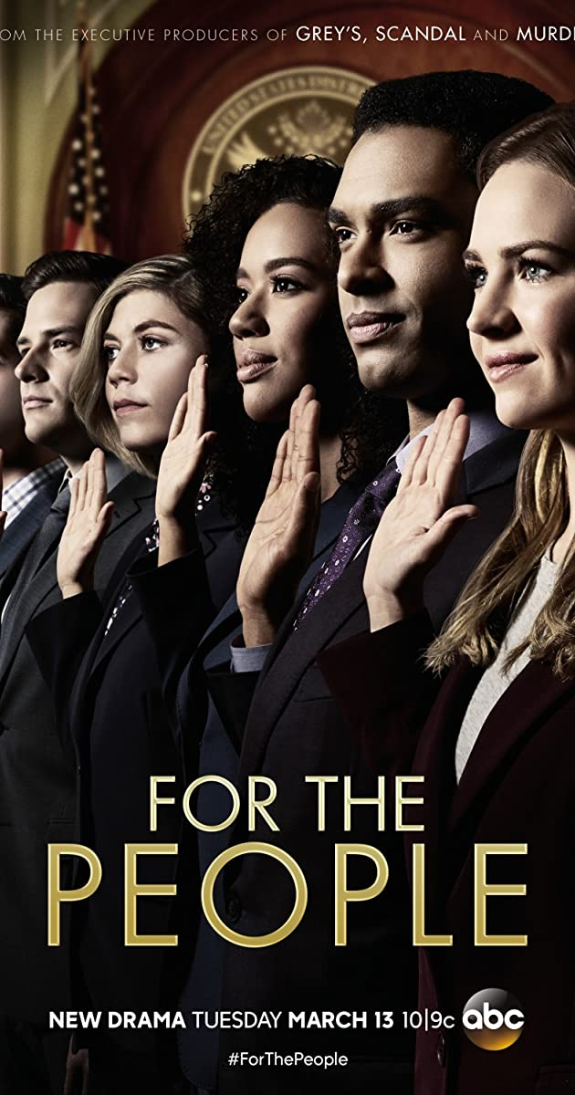 For The People (TV Series 2018–2019) - IMDb