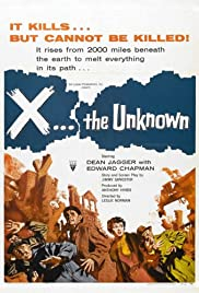 X The Unknown (1956) 1080p