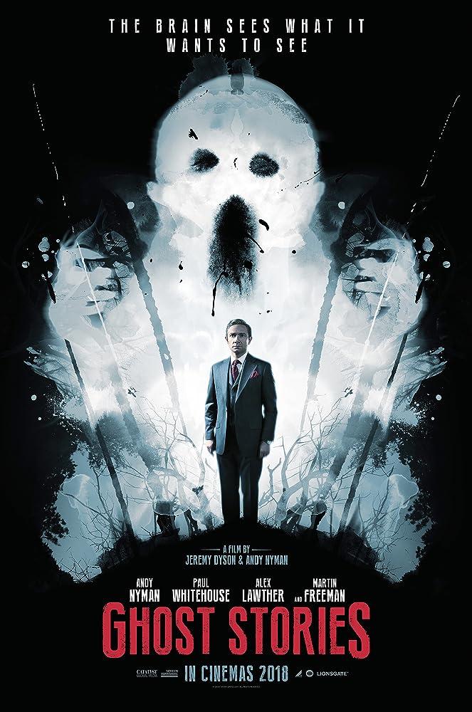 Ghost Stories 2018 720p HD-TS thumbnail