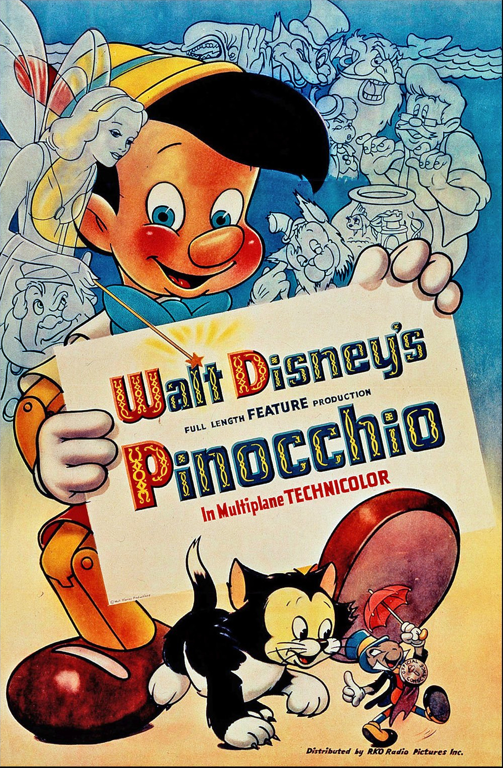 Image result for Pinocchio