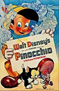 The notebook movie mp4 free download Pinocchio by Wolfgang Reitherman [mov]