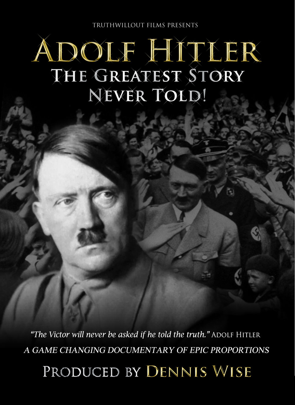 Hitler dating profile