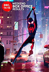 'Spider-Man: Into the Spider-Verse' topped the charts with a record-breaking debut while 'Mortal Engines' stalled. Here's a rundown of the top performers at the domestic box office for the weekend of Dec. 14 to 16.