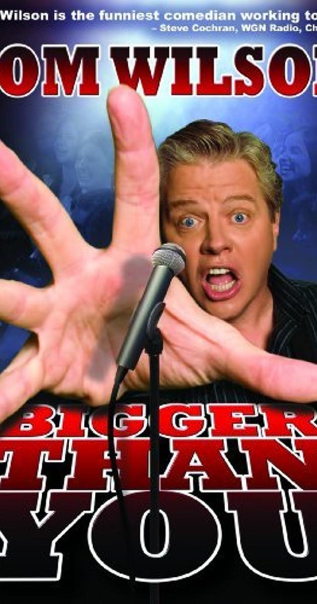 Tom Wilson Bigger Than You Video 2009 Imdb