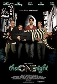 That One Night(2008) Poster - Movie Forum, Cast, Reviews