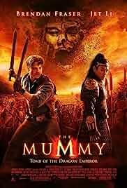 The Mummy 3: Tomb of the Dragon Emperor 2008 Movie BluRay Dual Audio Hindi Eng 300mb 480p 1GB 720p 5GB 1080p