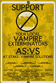 Primary photo for At Stake: Vampire Solutions
