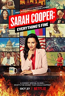 Sarah Cooper: Everything's Fine (2020 TV Special)