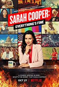 Sarah Cooper: Everything's Fineซาราห์ คูเปอร์: ทุกอย่างคือ...ดีย์