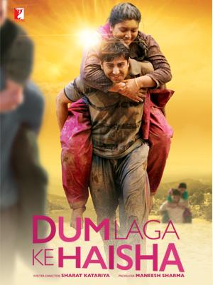 Download Dum Laga Ke Haisha (2015) Hindi Movie 720p | 480p BluRay 1GB | 300MB