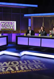 Would You Rather...? with Graham Norton Poster