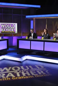 Primary photo for Would You Rather...? with Graham Norton