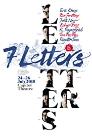 7 Letters Poster