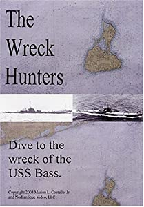 Watch english movie websites The Wreck Hunters: Dive to the Wreck of the USS Bass USA [720x320]