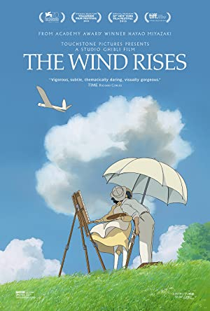 The Wind Rises Poster
