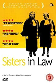 Sisters in Law Poster