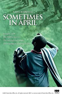 Sometimes in April (2005 TV Movie)
