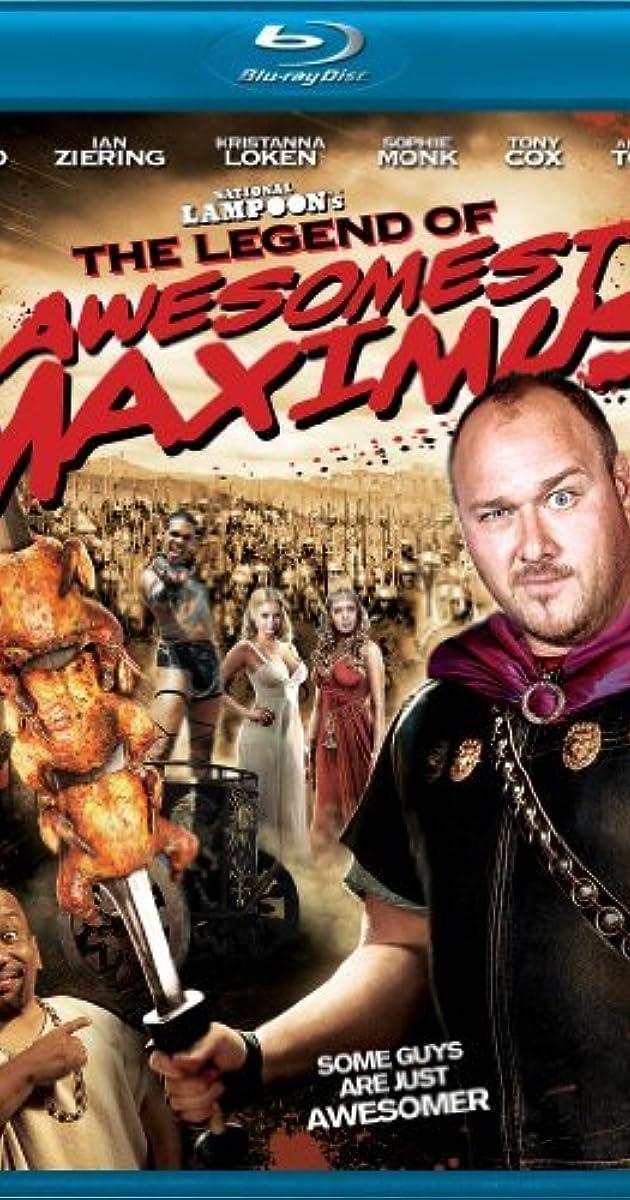 Legenda apie nuostabiausiąjį Maksimą / The Legend of Awesomest Maximus (2011) Online