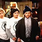 Tony Papenfuss, William Sanderson, and John Voldstad in Newhart (1982)