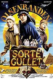 Olsenbanden jr. og det sorte gullet Poster