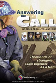 Primary photo for Answering the Call: Ground Zero's Volunteers