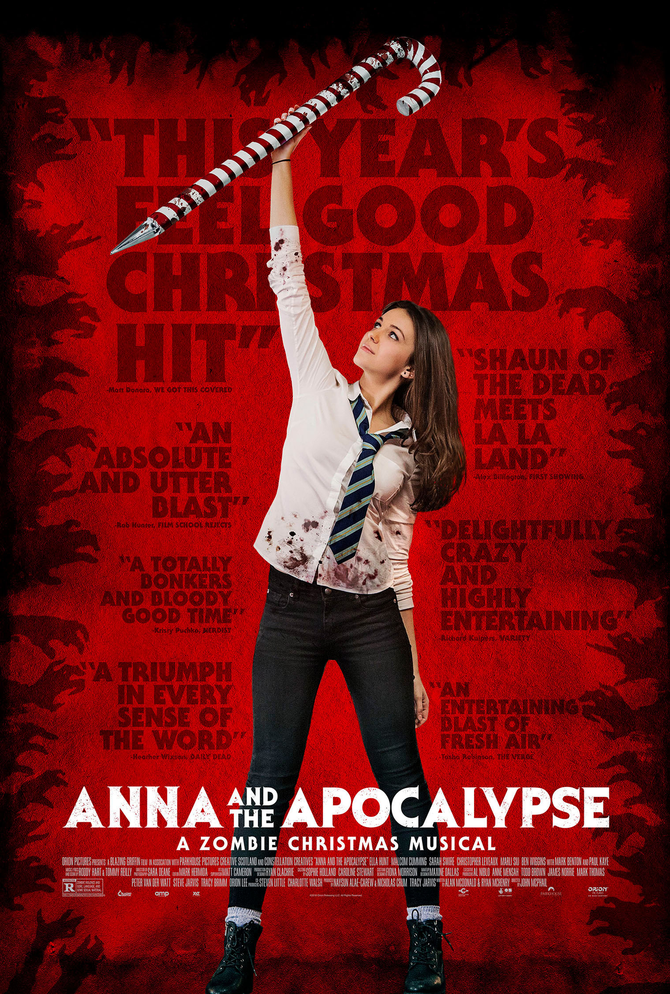 Image result for anna and the apocalypse