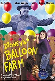 Balloon Farm Poster