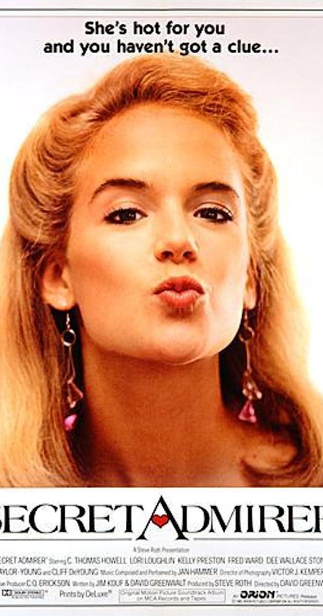 Watch Full HD Movie Secret Admirer (1985)