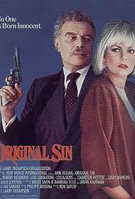 Original Sin (1989) Poster - Movie Forum, Cast, Reviews