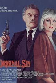 Original Sin (1989) Poster - Movie Forum, Cast, Reviews
