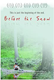 Before the Snow Poster
